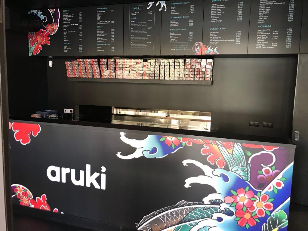Restaurante Aruki